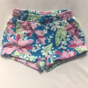 🌵 Gymboree 2t floral cotton shorts